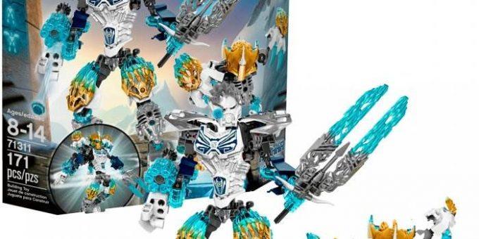 Наборы Лего Бионикл 2016 года
