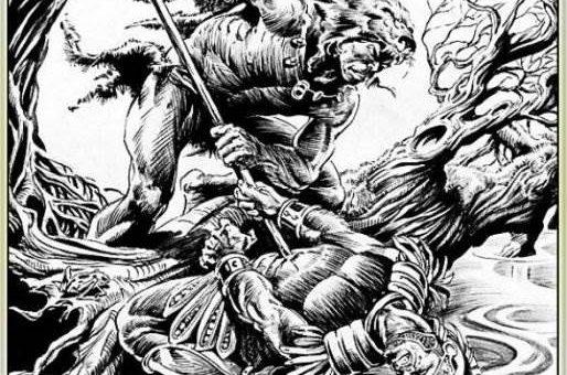 Американский иллюстратор комиксов Frank Brunner