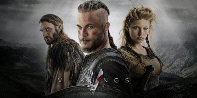 Где смотреть сериал «Викинги»