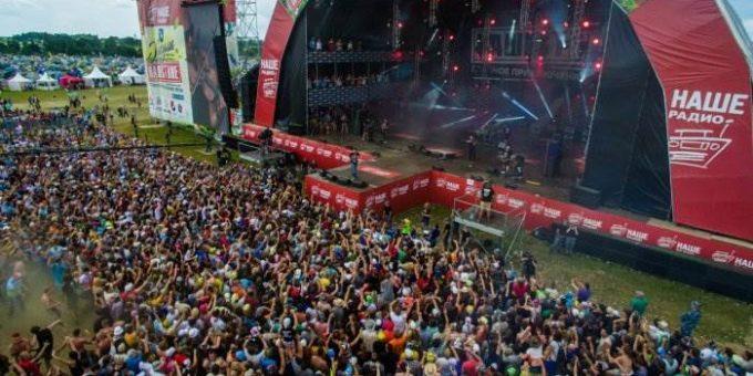 На фестивале «Нашествие 2016» пострадали более 1,2 тысячи человек