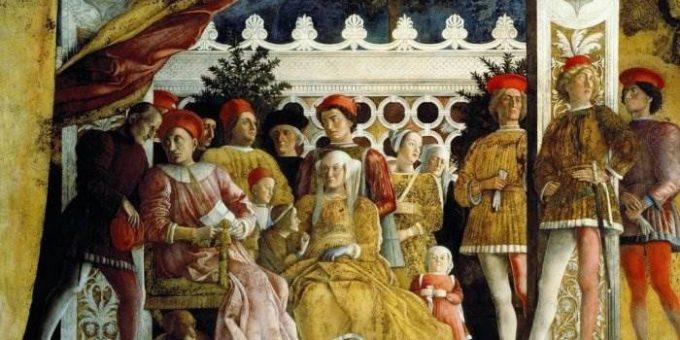 Великие итальянские художники