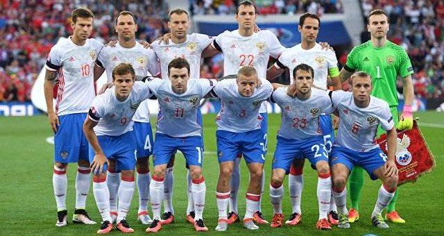 Мутко заявил о роспуске сборной по футболу