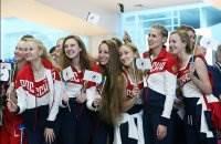 Новая форма олимпийской сборной России 2016 фото