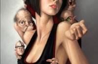 Потрясающие рисунки Corrado Vanelli