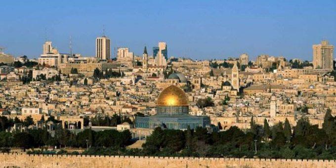 Прогулка по Иерусалиму - ворота в историю