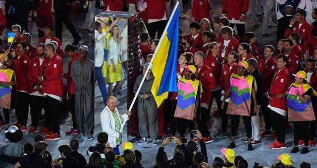 Украинская сборная на Олимпиаде 2016 поставила антирекорд по медалям