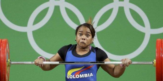 Лучшие фото Олимпиады в Рио 2016