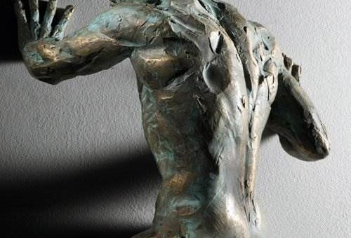 Matteo Pugliese бронзовая скульптура