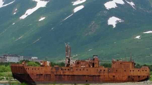 Самые страшные места в России Топ-10 фото