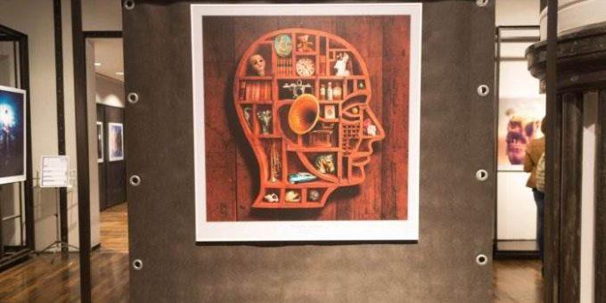 Выставка «Цифровые сны». Арт-Банк, Невский 62