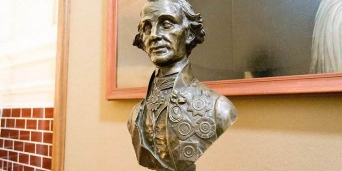 Музей Суворова в Санкт-Петербурге фото