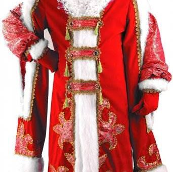 Где купить костюм Деда Мороза недорого