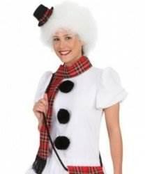 Где купить костюм снеговика для Нового года