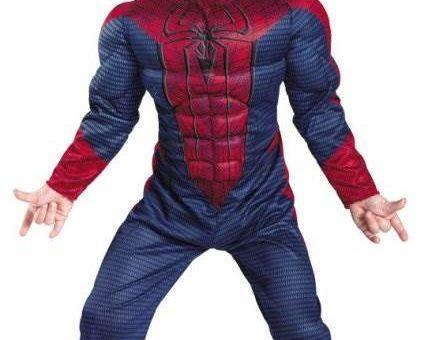 Где купить костюм Человека-Паука на ребенка