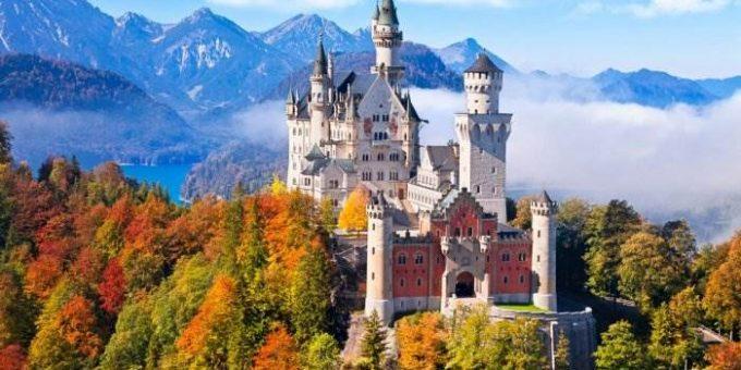 5 великолепных баварских замков, которые стоит посмотреть туристам