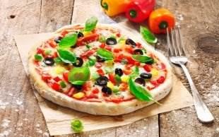 Пицца способная удивить