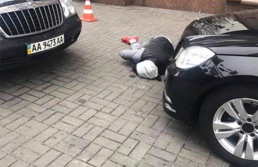 Денис Вороненков убит в Киеве фото