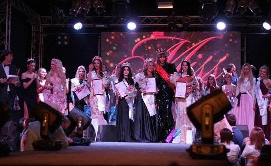 В Москве прошёл финал конкурса красоты Miss Moscow Mini