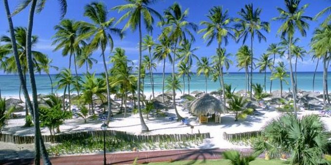 Пунта-Кана (Доминикана) фото