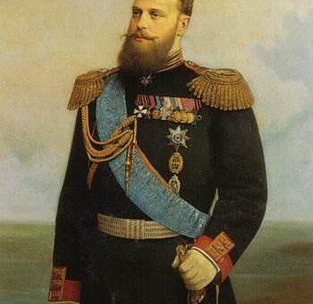 Портрет великого князя Алексея Александровича - Корзухин