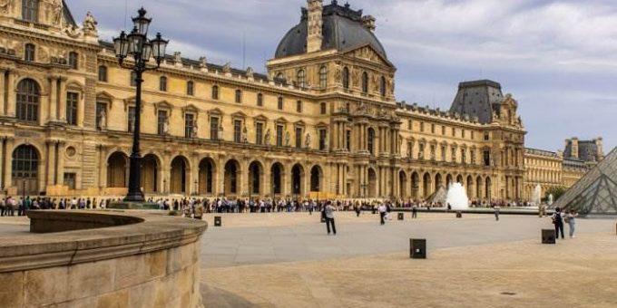 Лувр – самый известный музей в мире