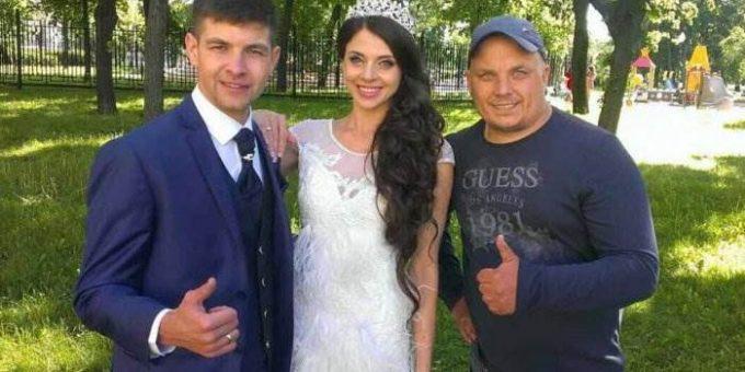 Свадьба Рапунцель и Дмитренко фото