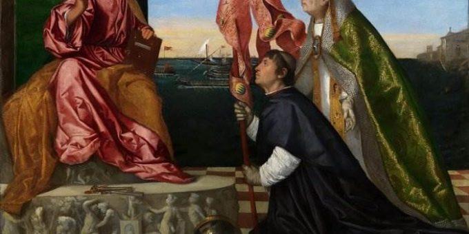 Александр VI на картинах великих художников
