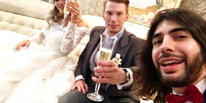 Свадьба Никиты Преснякова и Алены Красновой фото и видео