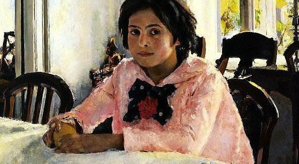 Женщины на картинах великих художников