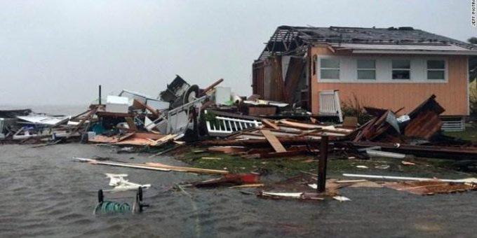 Ураган Харви в США фото и видео