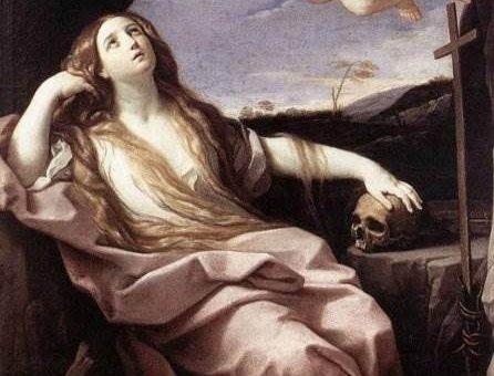 Святая Мария Магдалина - Гвидо Рени