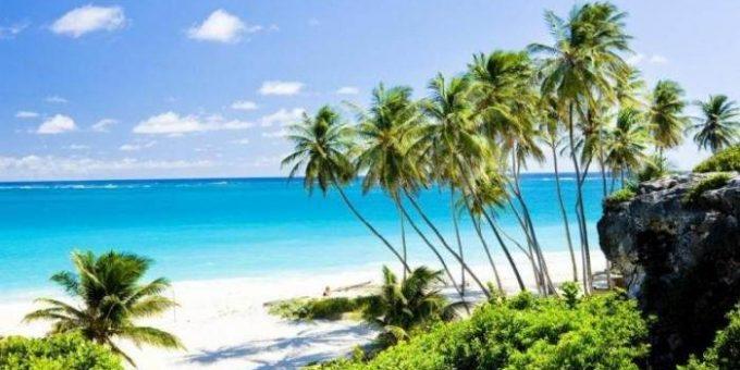 Самые красивые пляжи мира (18 фото)