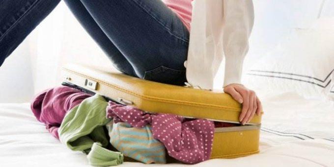 Как собрать чемодан в отпуск