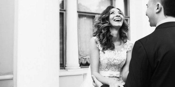 Свадебный макияж. Секреты нанесения свадебного макияжа