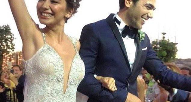 Свадьба Неслихан Атагюль и Кадир Догулу фото и видео