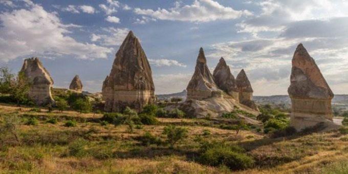 Самые красивые фото Турции