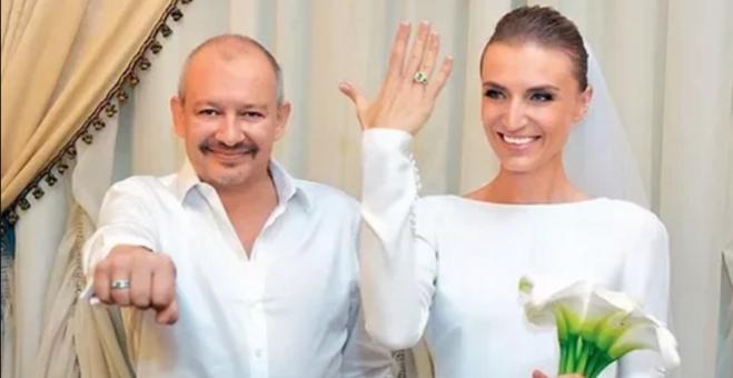 Свадьба Дмитрия Марьянова и Ксении Бик фото и видео