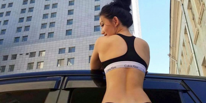 Как выглядит монгольская «Ким Кардашьян» Баярмаа Батжаргал (8 фото)