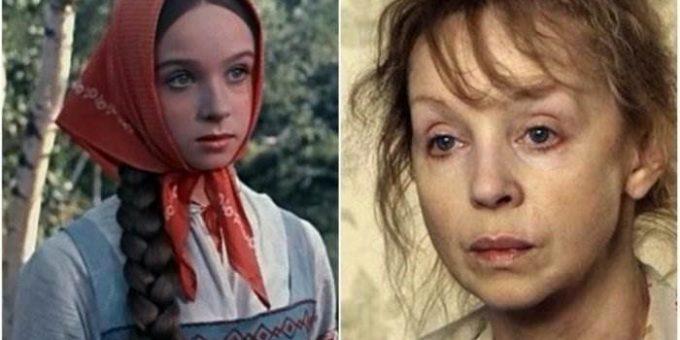 «Морозко» актёры тогда и сейчас фото