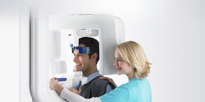 Применение компьютерной томографии в стоматологии