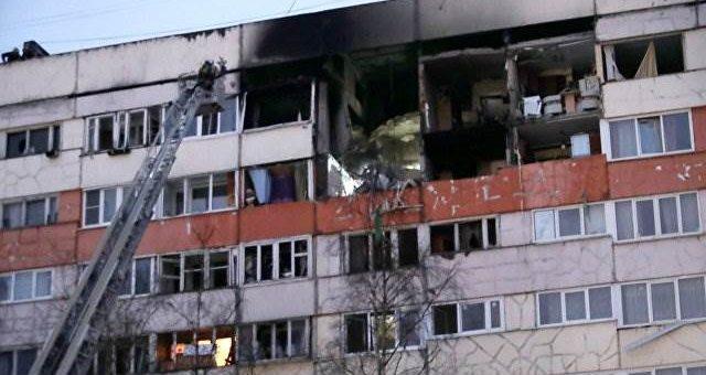 Взрыв газа в доме в Петербурге 13 марта 2018 фото