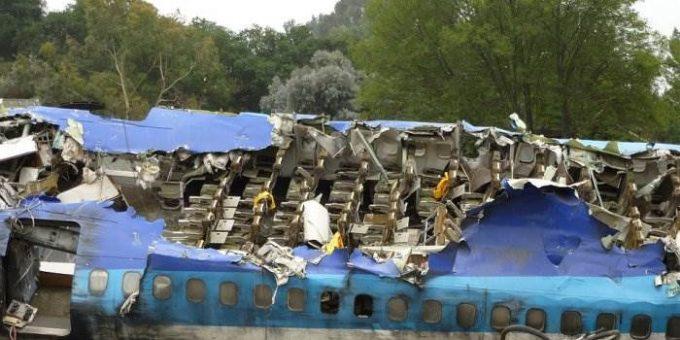 Жуткие аудиозаписи из кабины пилотов разбившихся самолётов