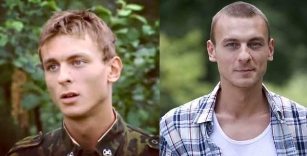 «Солдаты» актёры тогда и сейчас фото