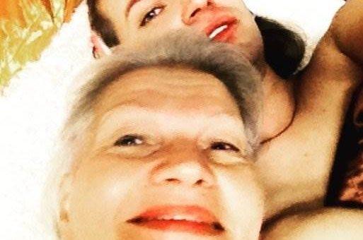 Гоген Солнцев и 63-летняя Екатерина фото в постели