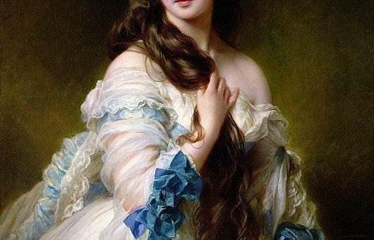 Первые красотки XIX века, Франц Винтерхальтер
