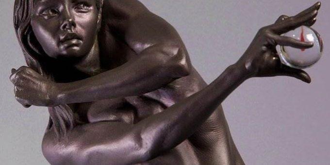 Изящные скульптуры женщин, Eric Michael Wilson