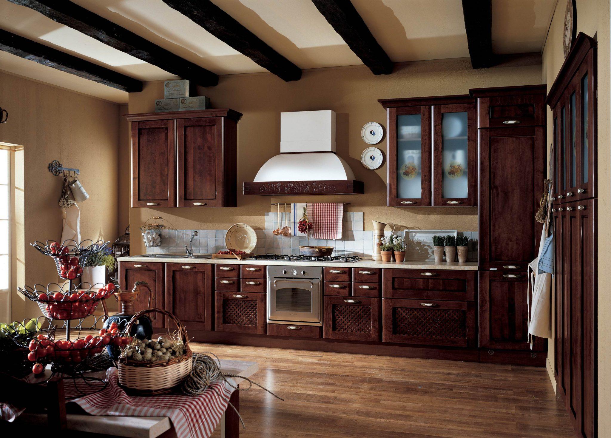 Стиль италия кухни фото