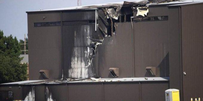 Крушение самолёта в США 30.06.2019 фото и видео