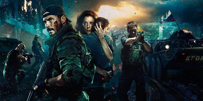 «Балканский рубеж» возглавил рейтинг российских фильмов