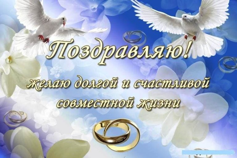 поздравление с законным бракосочетанием в прозе красивые терехово вернулся